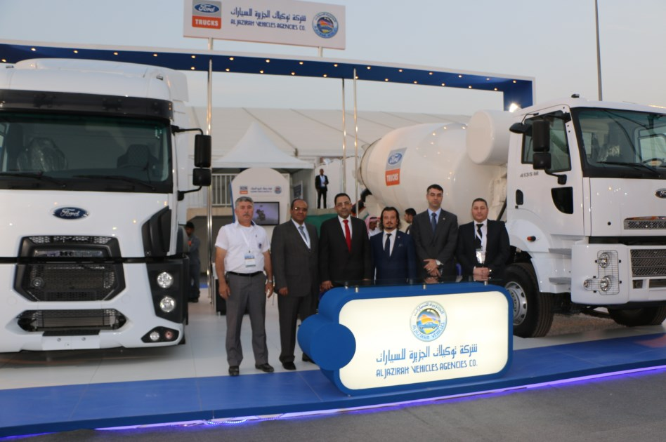 Build A Ford >> Saudi Build 2015 Ford Trucks I Agirladi Ford Otosan Blog