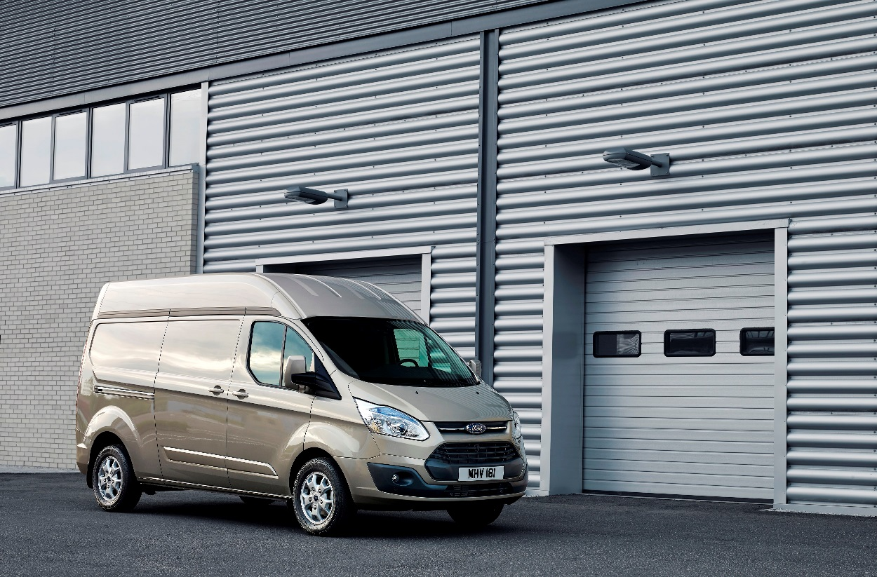 New Ford Transit Custom High Roof Van