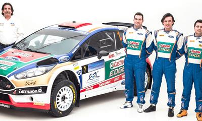 Ford Ralli