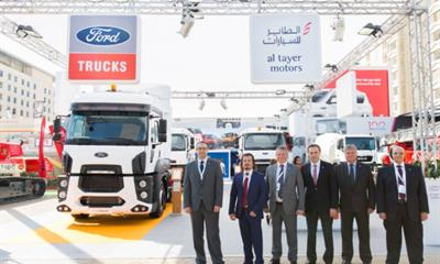 Ford Trucks Dubai