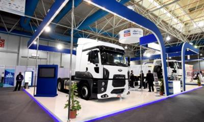Ford Trucks Saudi Transtec 2015 Fuarı