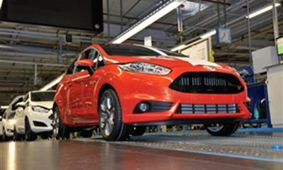 Ford Begins Production of Fastest-Ever Fiesta