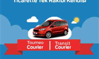 Yeni Ford Tourneo Courier