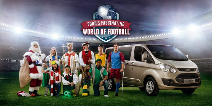 Ford's Fascinating World of Football